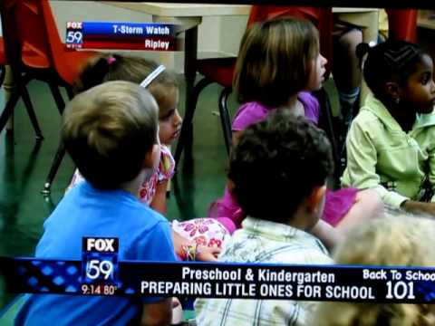 Helping young children get off to a good start in preschool