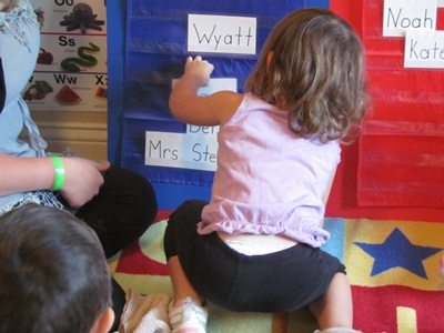 The value of name recognition in preschool