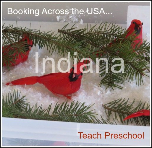 Booking across the USA : Indiana