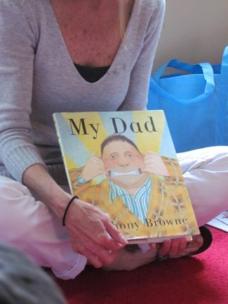 Father's Day Book and gift linky