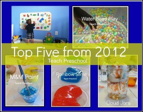 Best of 2012 Blog Hop!