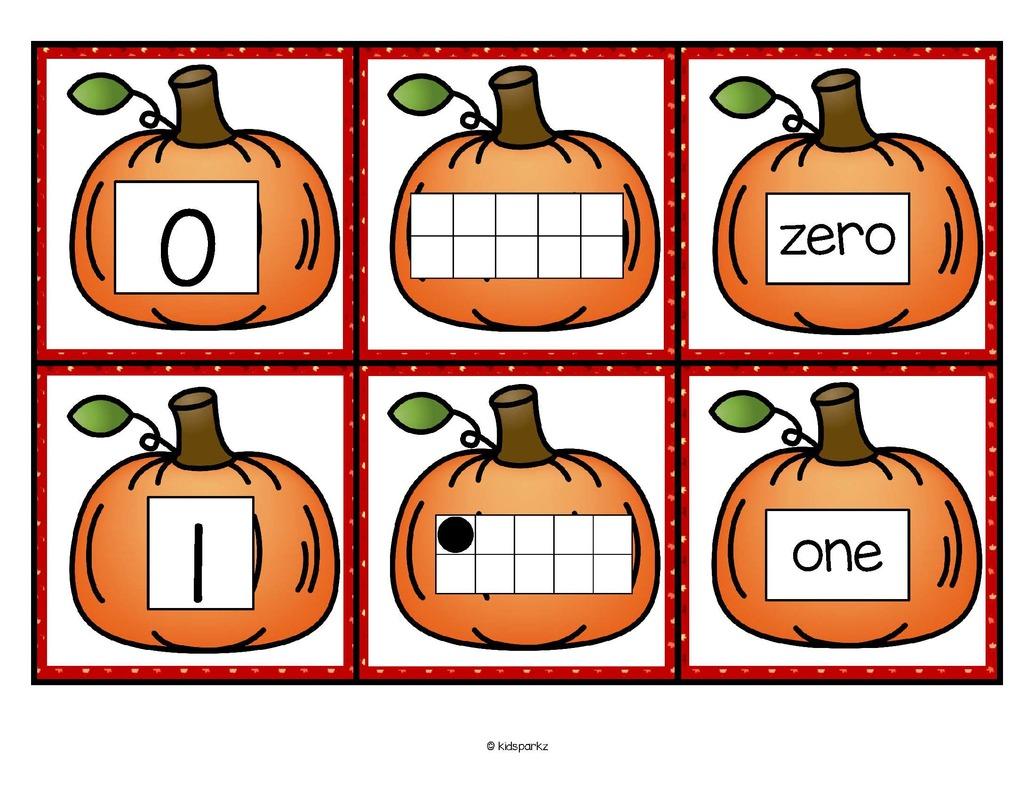 Exploring Pumpkins Preschool Science Free Lesson Plan And