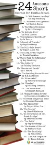 24 Entertaining Short Stories For Middle School
