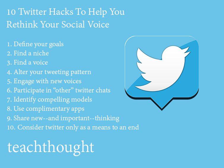 twitter-tips-for-teachers-hacks-teachthought
