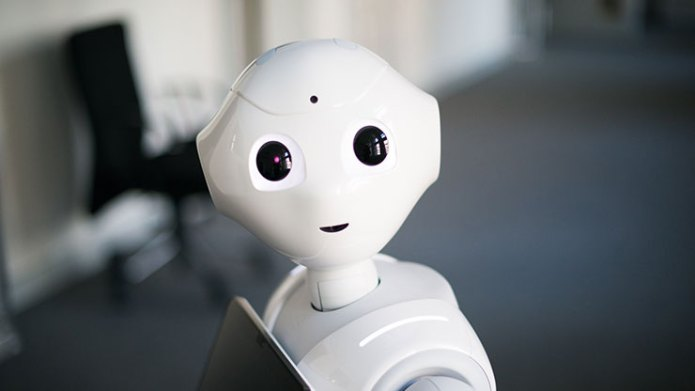 Get informed > AI in everyday life > The Human Robot   Teachtoday