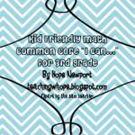 Common Core Freebie!