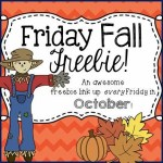Your Fall Friday FREEBIE: Editable Sub. Plans! It's a blog hop!!