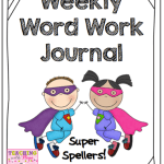 "How ""The Book Whisperer"" has changed Daily 5 for me and a Word Work Journal FREEBIE for you!"