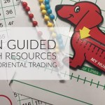 Guided Math Resources from Oriental Trading