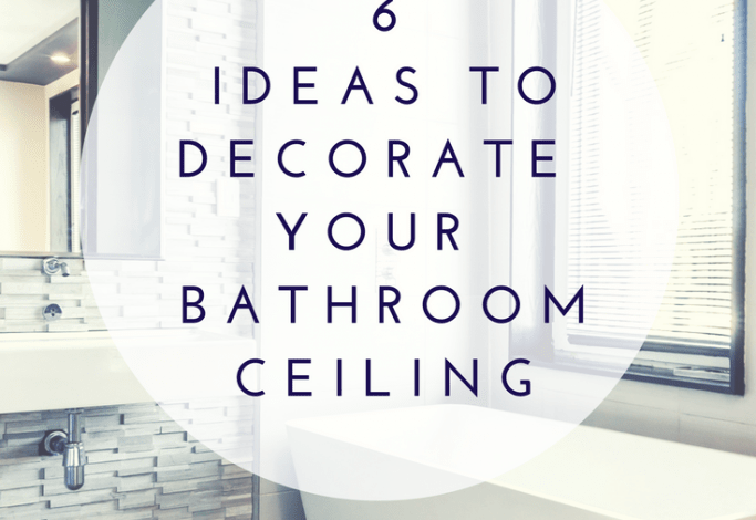 6 Extraordinary Bathroom Ceiling Design Idea - Teachworkoutlove.com