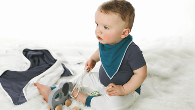 Photo of Adjustable Baby Clothing