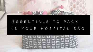 Photo of Essentials to Pack in Your Hospital Bag