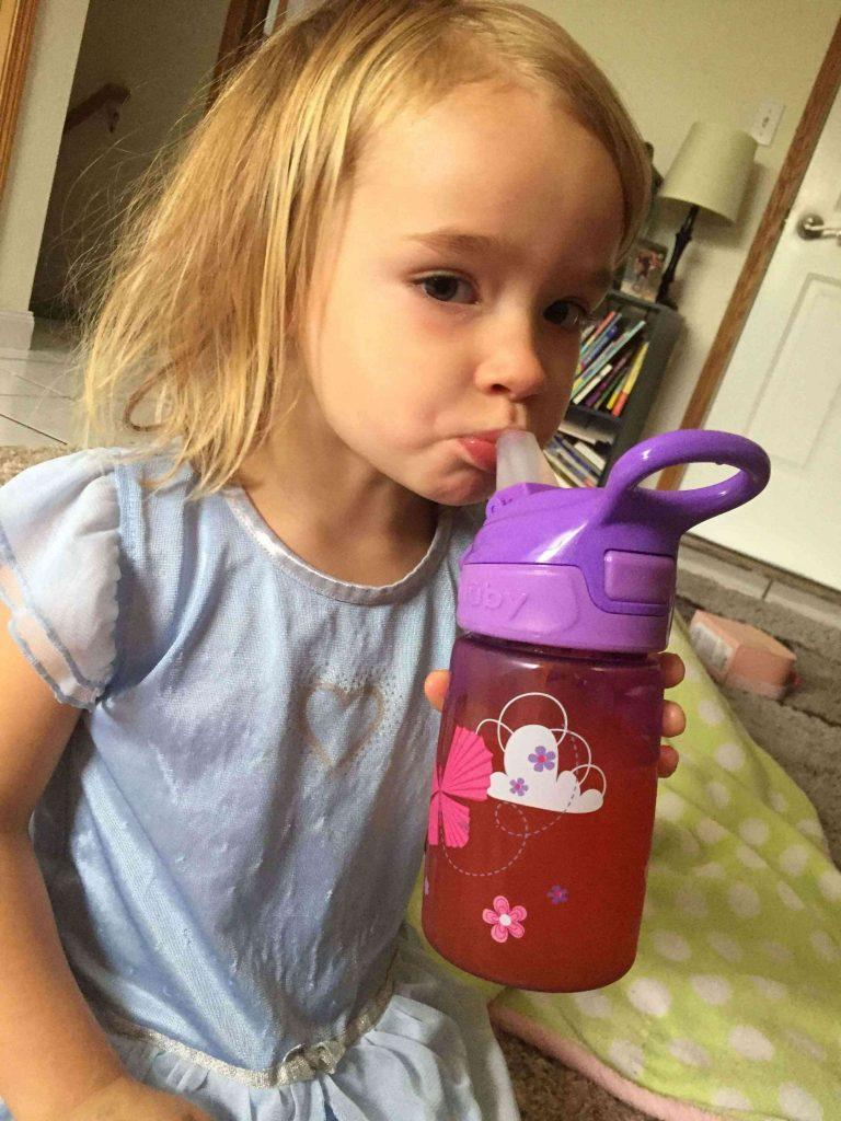 Staying Hydrated On The Go With Nuby S Water Canteen