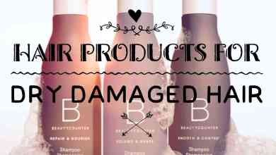 Photo of Hair Products for Dry Damaged Hair