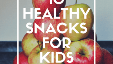 Photo of 10 Healthy Snacks for Kids
