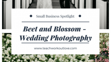 Photo of Small Business Spotlight – Beet and Blossom Wedding Photography