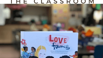 Photo of How to Integrate Books with Families of Color into Classrooms