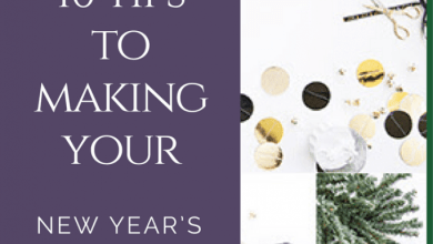 Photo of Featured Mommy – 10 Tips to Making Your New Year's Resolutions Stick