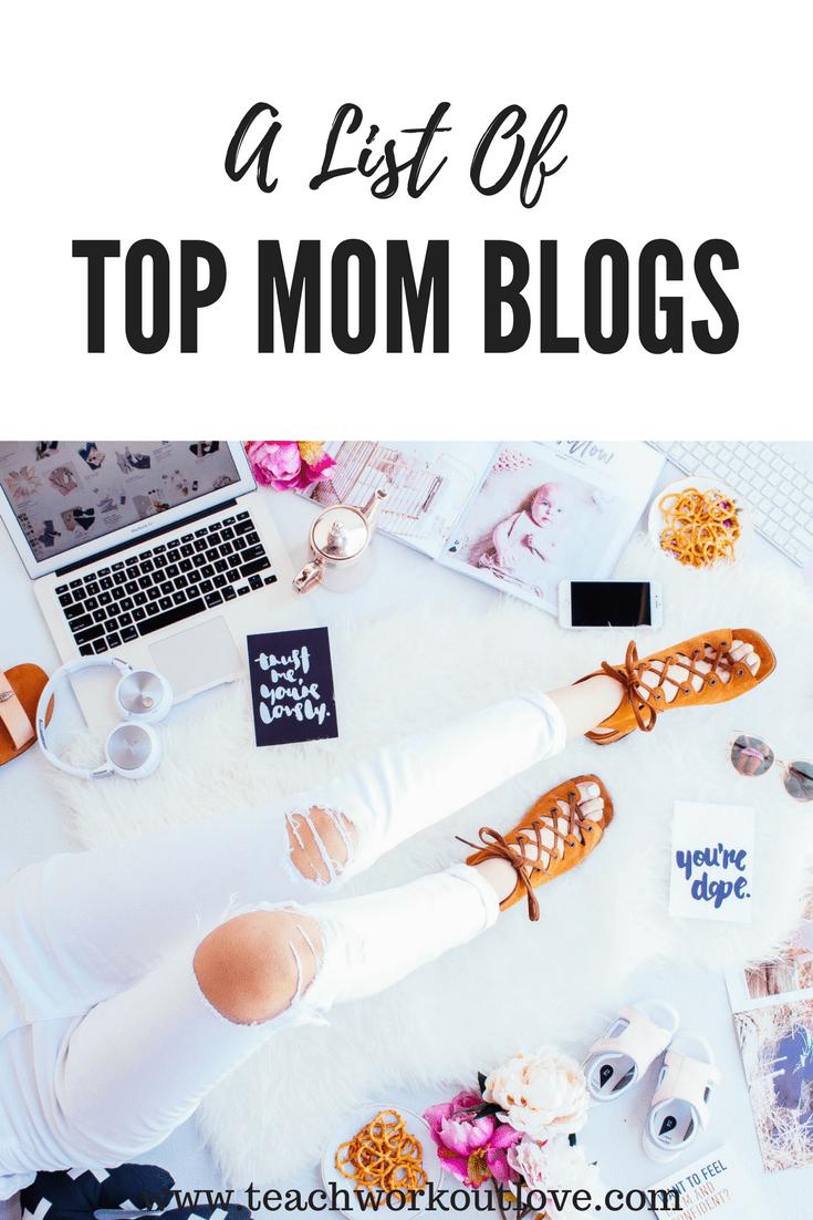 top-mom-bloggers-list
