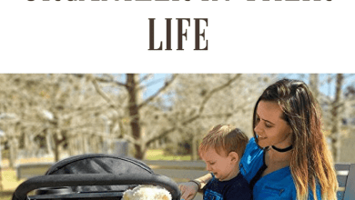 Photo of Why All Moms Need a Stroller Organizer in Their Life {And Giveaway!}