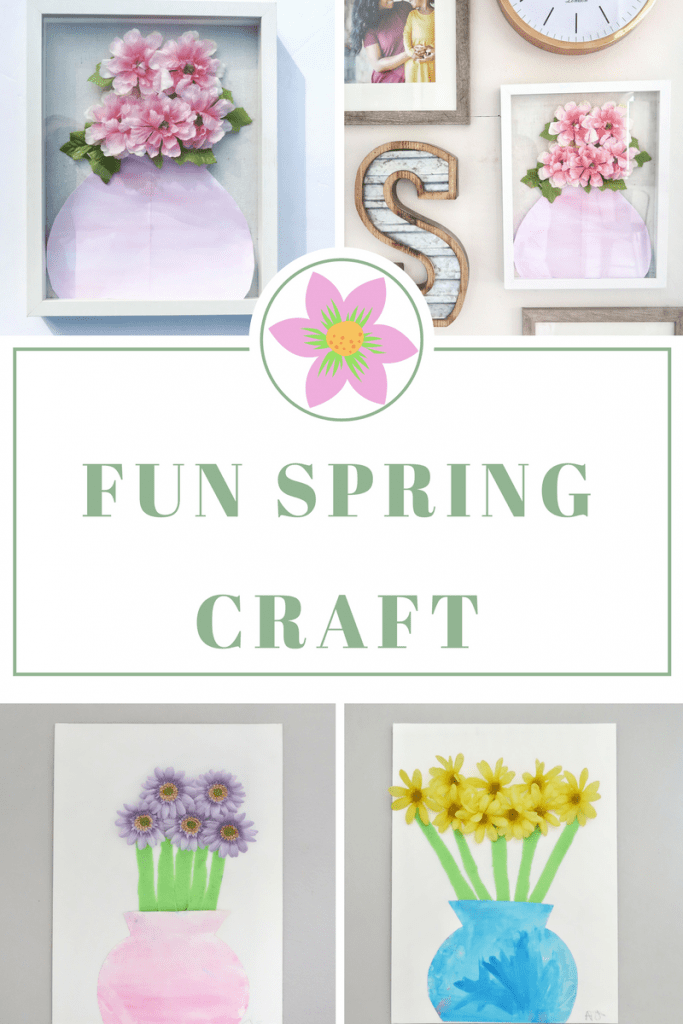 Fun Spring Craft For Preschoolers