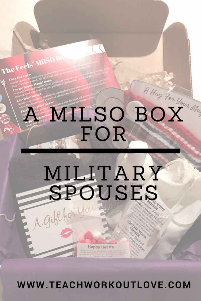 A MiLSO Box for Military Spouses