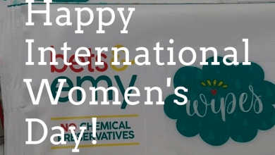 Photo of Happy International Women's Day! Let's Celebrate with a Chemical Free Baby Wipes Giveaway