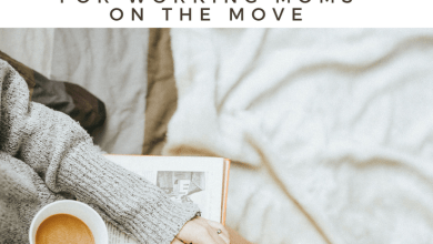 Photo of 5 Easy Relaxation Ideas for Working Moms on the Move