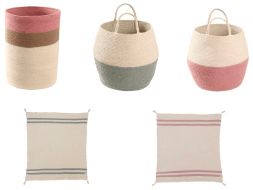 new-designer-lorena-canal-childrens-room-collections-of-baskets-and-rugs-teachworkoutlove.com