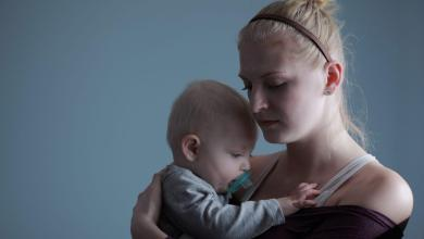 Photo of How One Mom Overcame Postpartum Depression