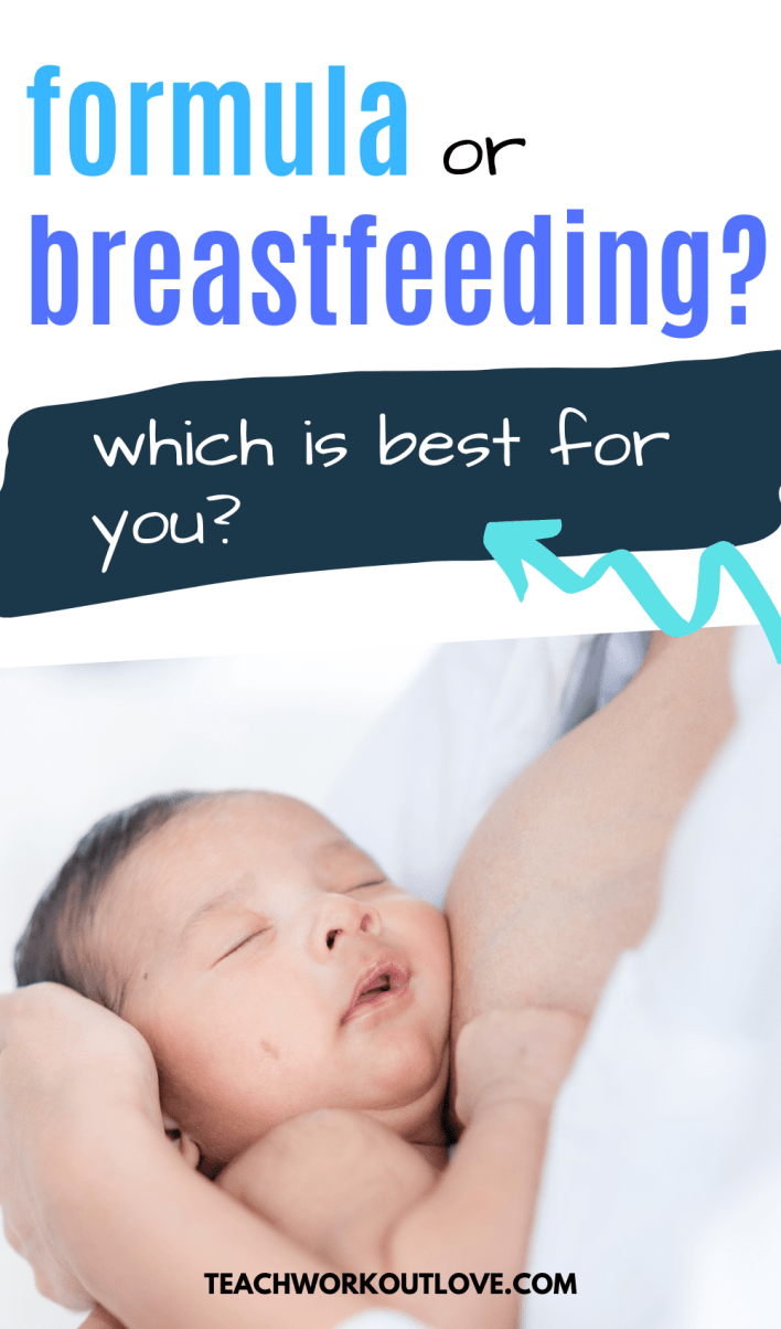 When you're a new mom, there is much debate formula feeding vs. breastfeeding. Read on to find out the pros and cons of formula feeding vs. breastfeeding.