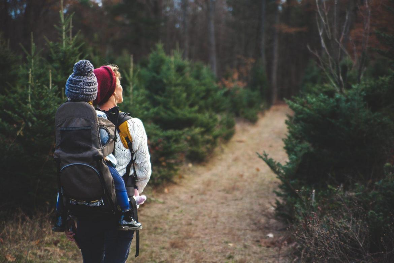pregnant-moms-hiking