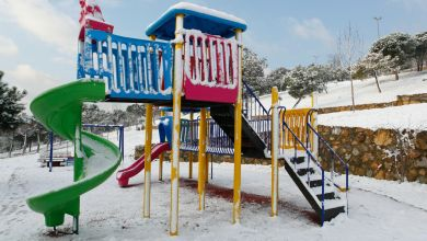 Photo of How To Keep Kids Safe at the Playground in Winter
