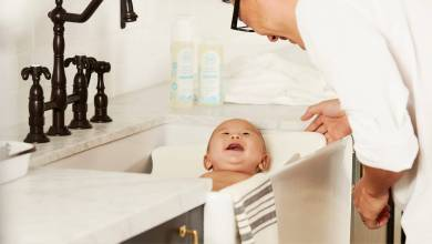 Photo of How to Create a Non Toxic Bath Time Routine for Toddlers