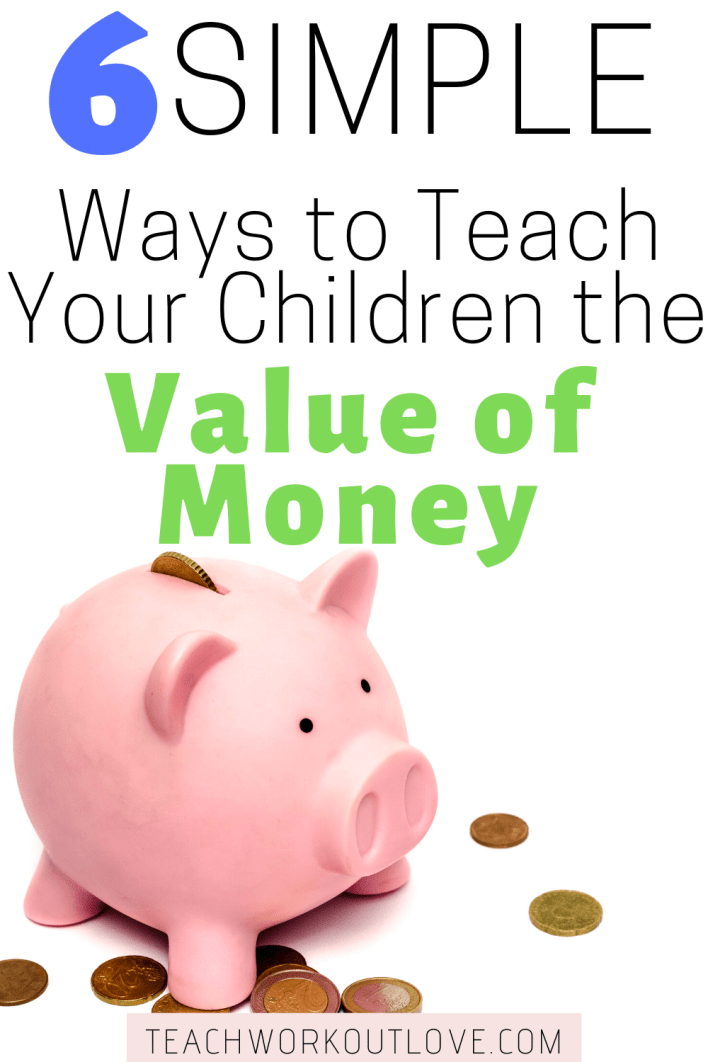 It's important to teach the value of money to children from a young age. But how will you do so? Find the best possible 6 ways in the content below!