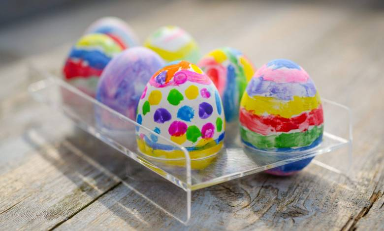 11 Adorable Easter Crafts Your Kids Will Love