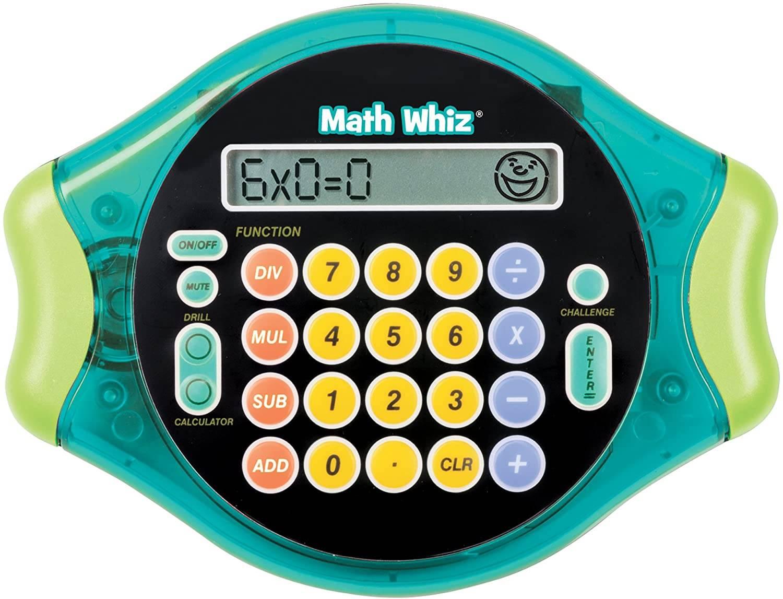math whiz interactive education tool