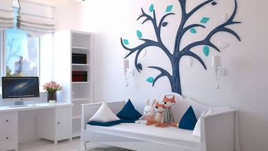 Photo of 5 Essential Things You Need for Painting Your Kid's Bedroom