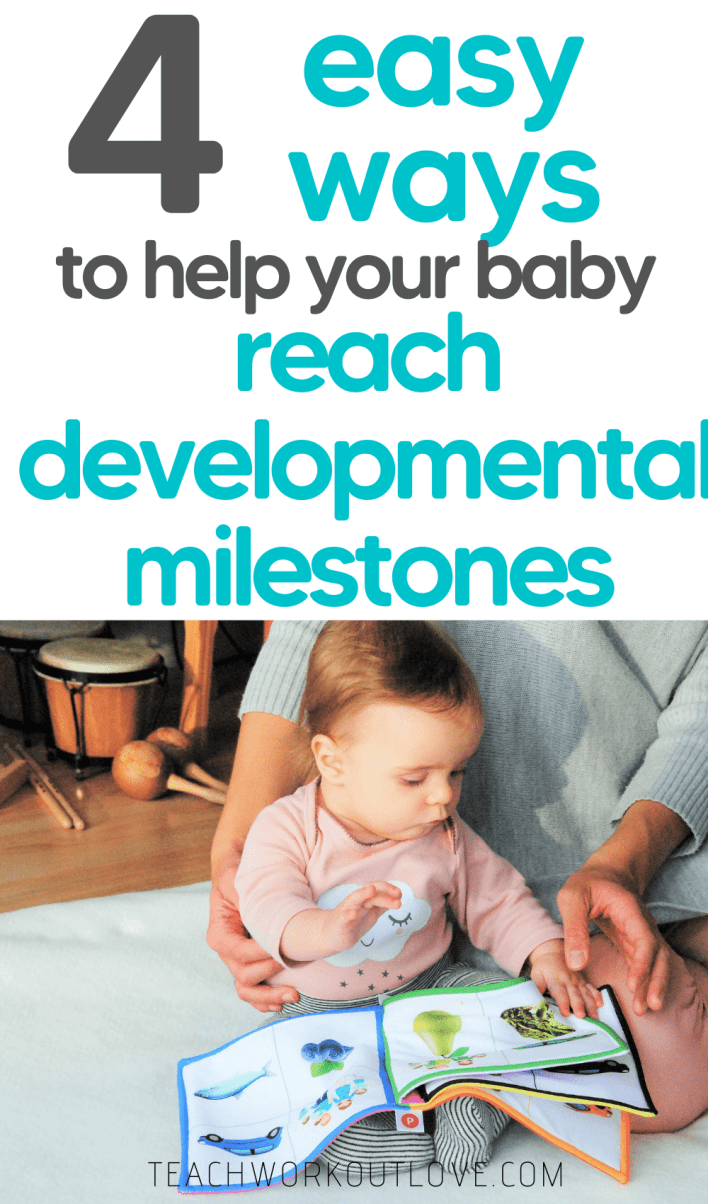 As babies begin to grow, they are expected to meet certain developmental milestones. You can help them meet these at home. Here's what to do.