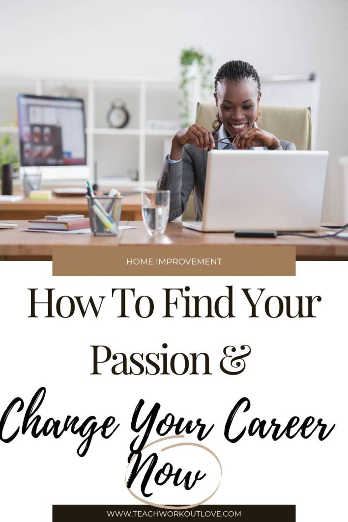 If you're considering applying for a new job as a working mom, or looking to change your career, here are some tips to help find your passion.