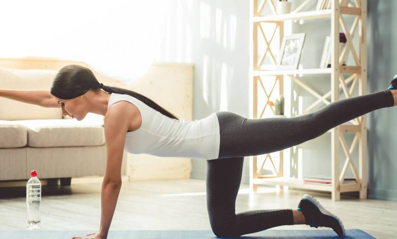 5 Ways to Stay Motivated When Working Out at Home