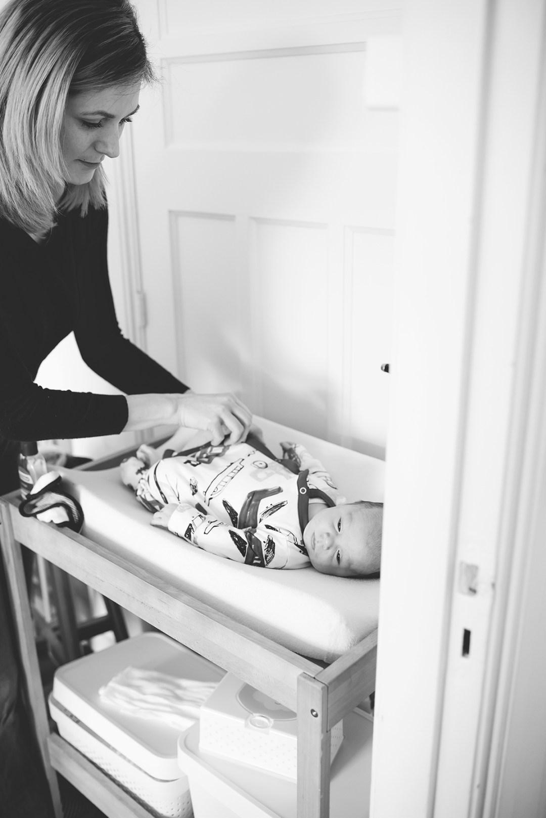 baby feed and sleep schedule