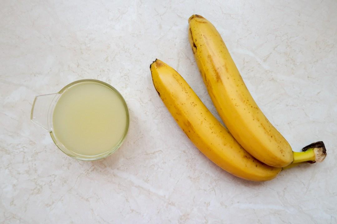 2 ingredient baked banana chips recipe