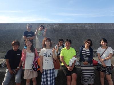 沖縄ダイビングゲスト