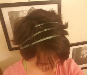 Triple Thread Headband