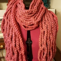Migrating Stitches Super Scarf - Crochet Pattern