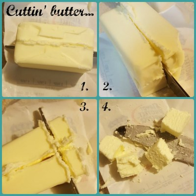 cutting-butter