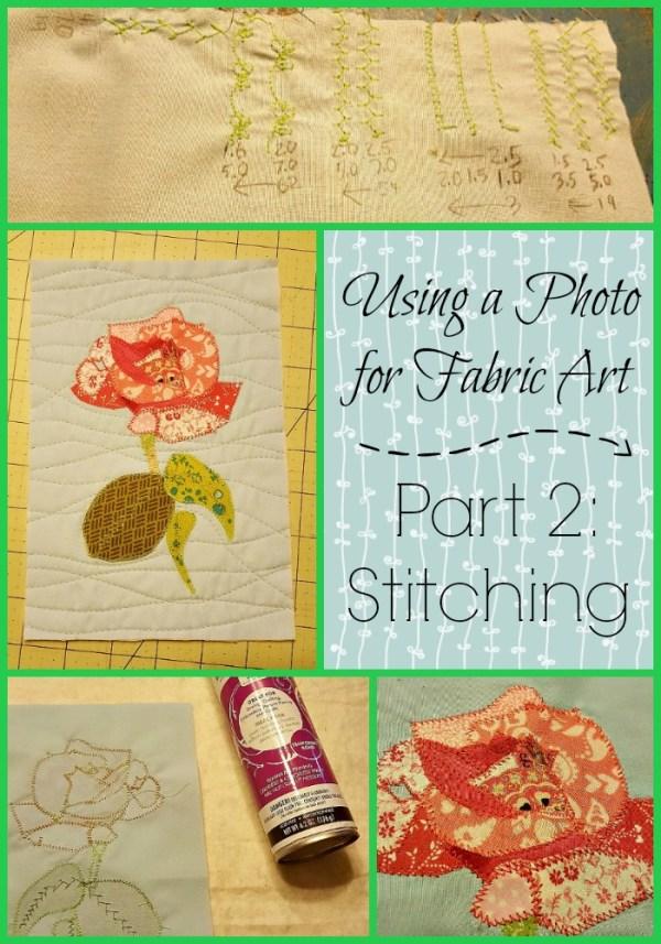 fabric art part 2
