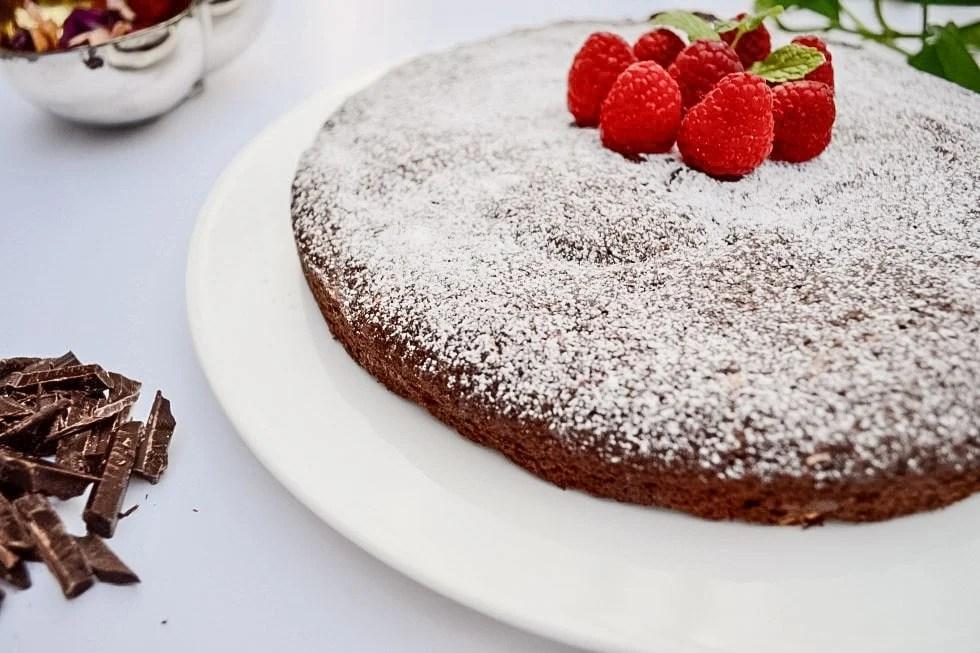 French Chocolate Cake