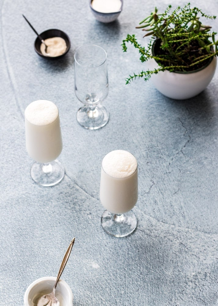 Pakistani Plain Lassi (with a Secret Ingredient)